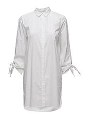Bisa Shirt - PURE WHITE