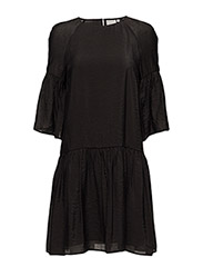Banu Dress - BLACK