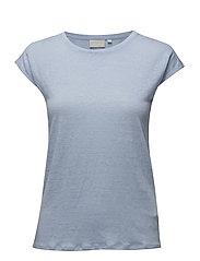 Celeste Tshirt KNTG - BRUNNERA BLUE