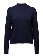 Novella Turtleneck KNIT - MIDNIGHT