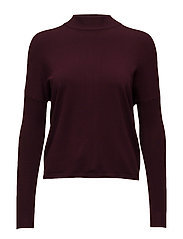 Novella Turtleneck KNIT - WINETASTING