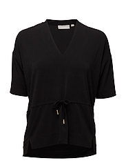 Naja Top KNTG - BLACK