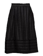 Jaqueline Skirt HW - BLACK