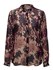 Mariposa Shirt LW - AUTUMN FLOWERS WINETASTING