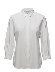 Marjorie Shirt LW - PURE WHITE
