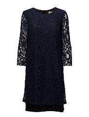 Marley Dress LW - MIDNIGHT