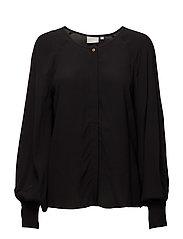 Meagan Shirt LW - BLACK