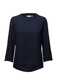 Muriel Blouse LW - MIDNIGHT