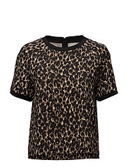 Lex Top HW - LEOPARD CAMOUFLAGE