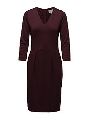 Nira Dress KNTG - WINETASTING