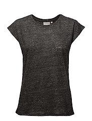Celeste Tshirt MA17 KNTG - DARK GREY MELANGE
