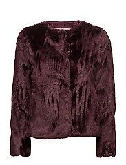 Callista Coat HW - WINETASTING