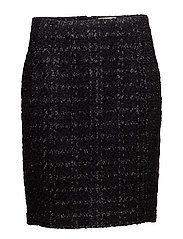 Caley Skirt HW - BLACK