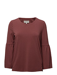 Karma Top KNTG - LIGHT PLUM