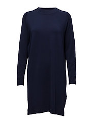 Novella Long Tunic KNIT - MIDNIGHT