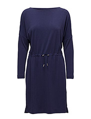 Tinne Dress KNTG - ORIENT BLUE