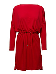Tinne Dress - RACING RED