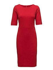 Tamar Dress KNTG - RACING RED