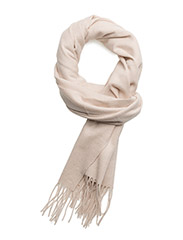 Halina Scarf ACCS - FRENCH NOUGAT
