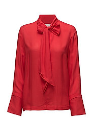 Bechette Blouse LW - RACING RED