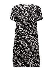 Piritta Dress - AGATE BLACK