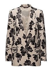 Chan Blazer - WATERCOLOR FLOWER FRENCH N