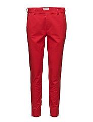 Ceri Tight Pant - RACING RED