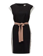 Cache Dress HW - BLACK