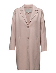 Carmeo Coat OW - CAMEO ROSE