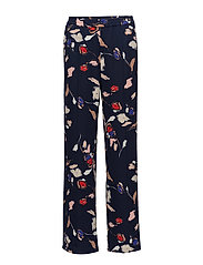 Brighton Pant LW - PAINTED FLOWER MIDNIGHT