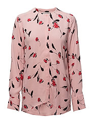 Brooklyn Blouse LW - SIMPLIFIED FLOWER BLOSSOM
