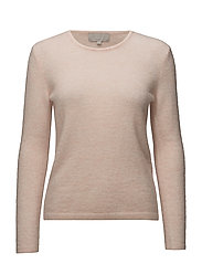 Tia MS_18 Pullover KNIT - CAMEO ROSE