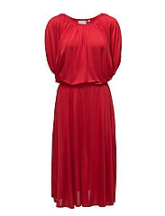 Angel Dress KNTG - RACING RED