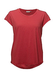 Celestin HS_18 Stripe KNTG - RACING RED STRIPE