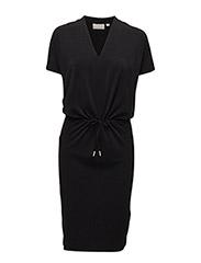 Siri Dress KNTG - BLACK