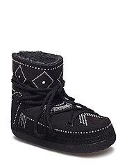 Sneaker Sequin - BLACK