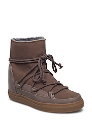 Sneaker Classic Wedge - TAUPE
