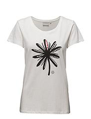 Knæk Cancer T-shirt 2016 - SNOW WHITE