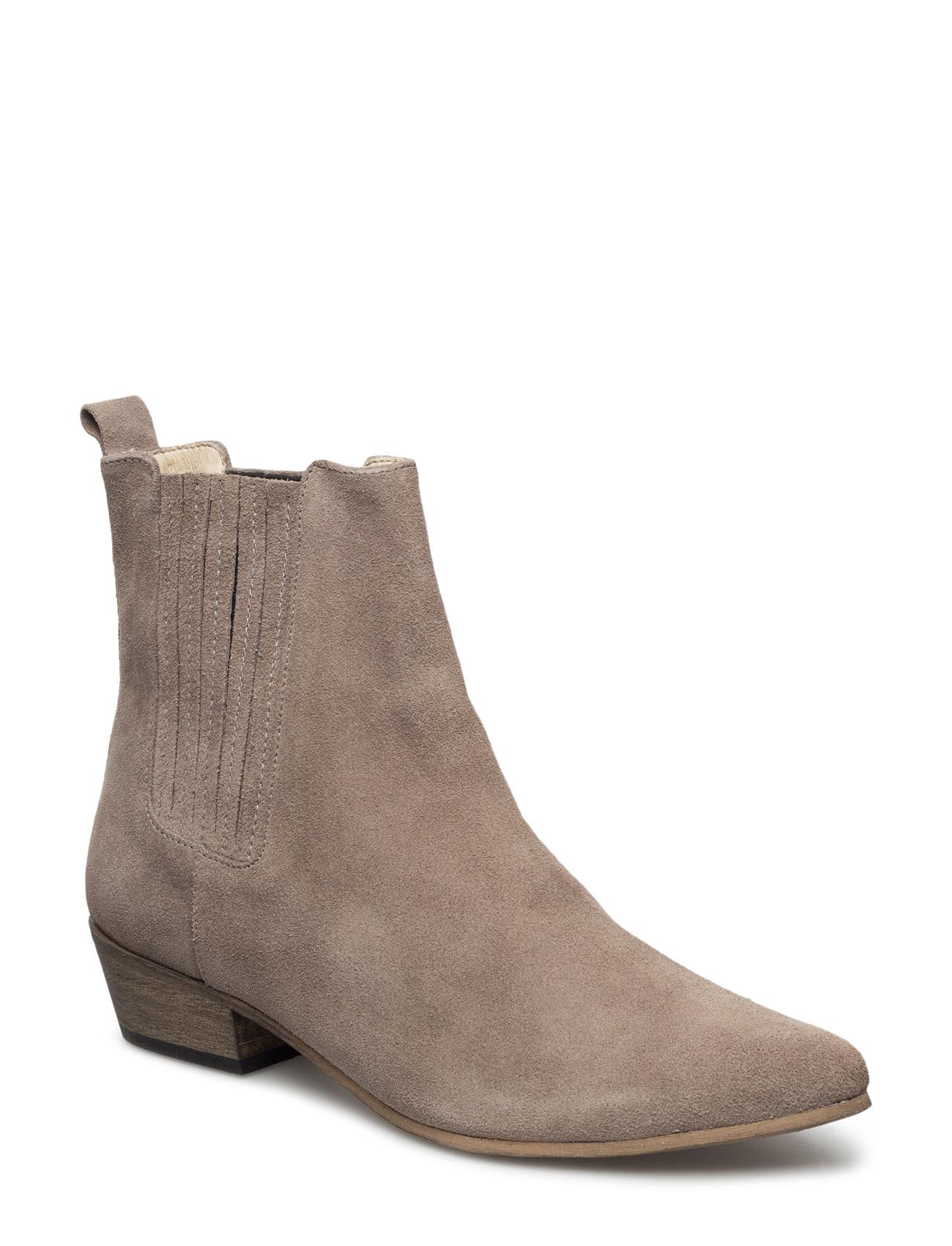 Bailey Ivylee Copenhagen Støvler til Kvinder i Taupe