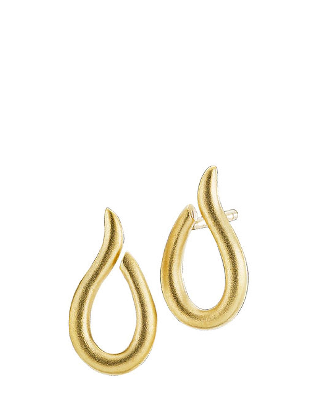 Swan Small Earrings Izabel Camille Smykker til Damer i