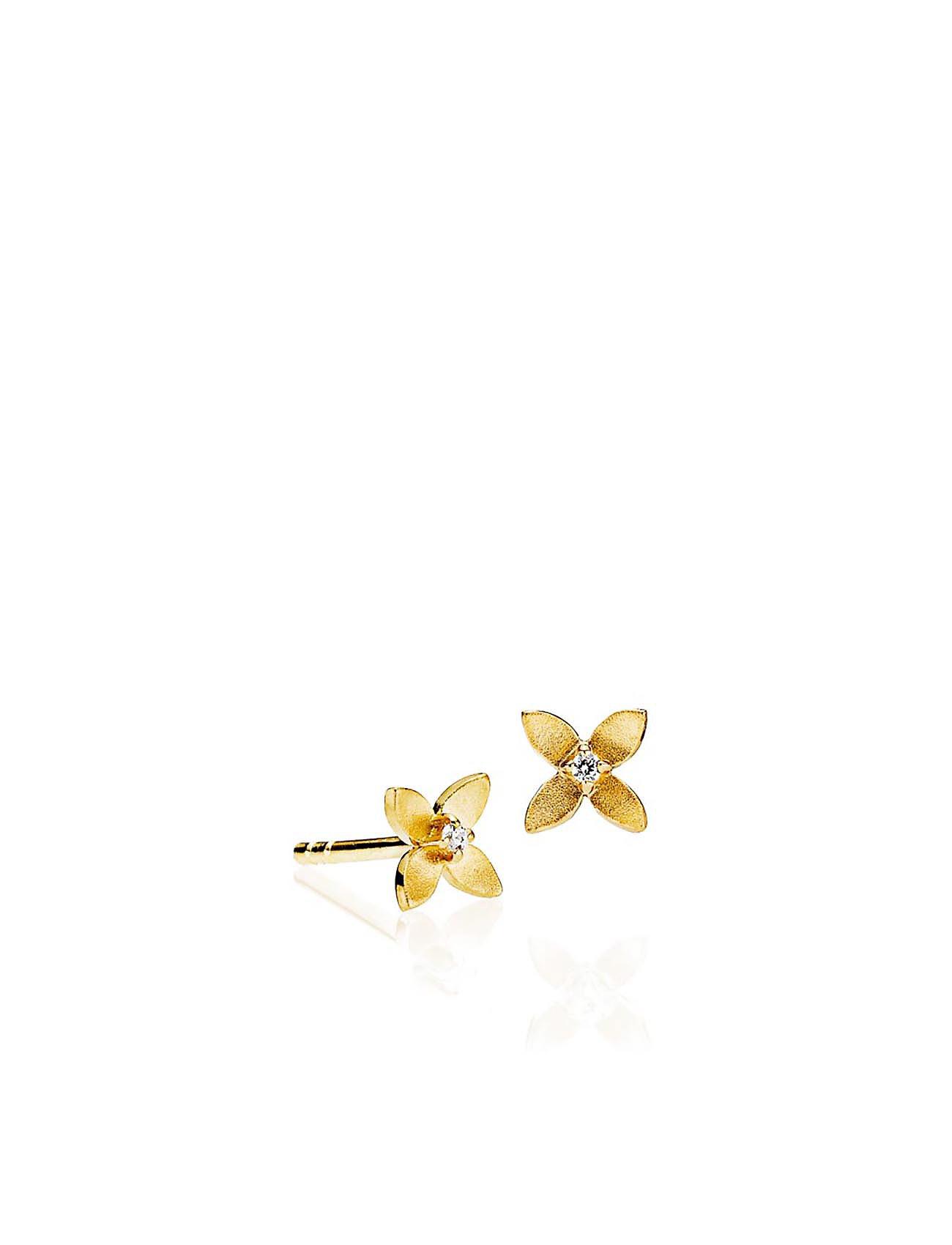 Clematis Small Earrings Izabel Camille Smykker til Damer i