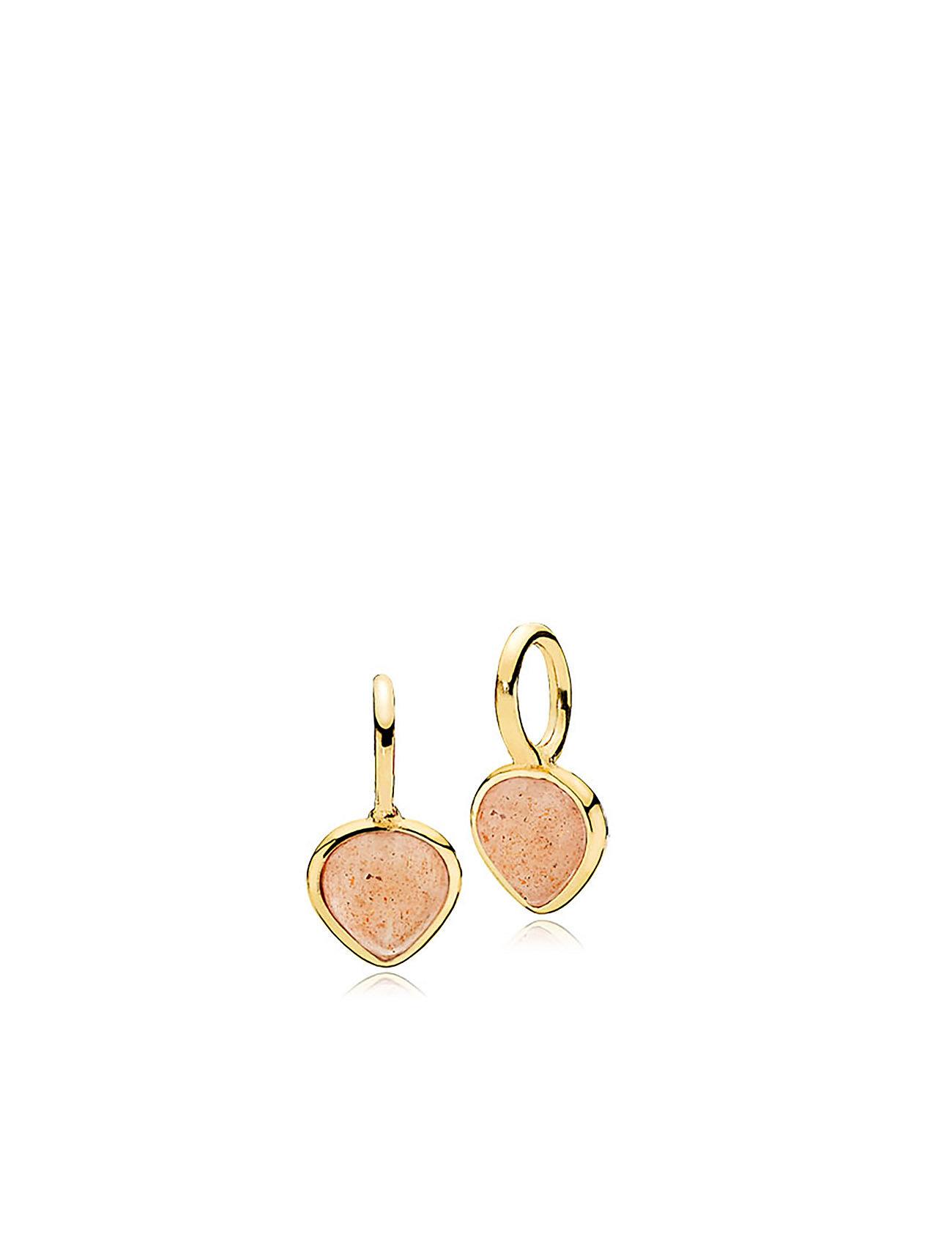 Heartdrop Pendants-2 Pieces Izabel Camille Accessories til Kvinder i