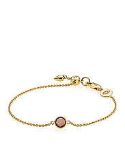 Prima Donna Bracelet - SHINY GOLD - BROWN