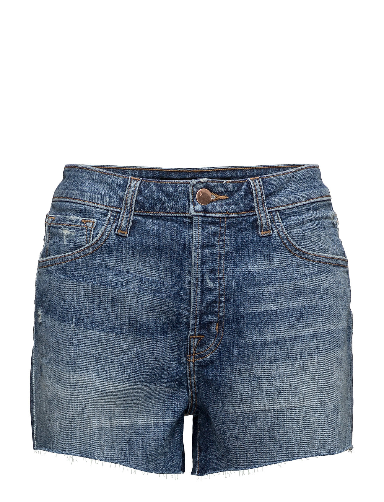 j brand – T155raw gracie high rise short fra boozt.com dk