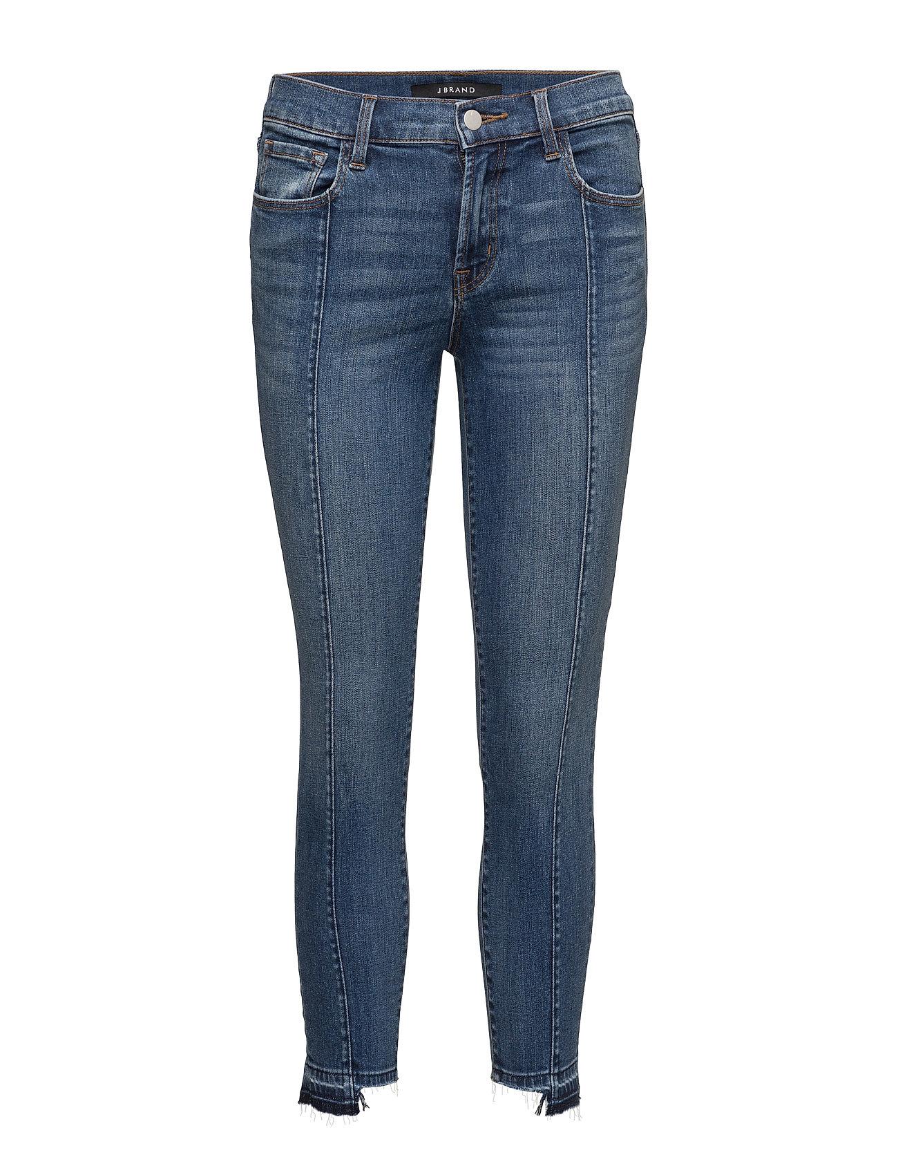 36c330fdc598 Bestil T152rh Mid Rise Pintuck Skinny J brand Skinny i til Damer i en  online modebutik