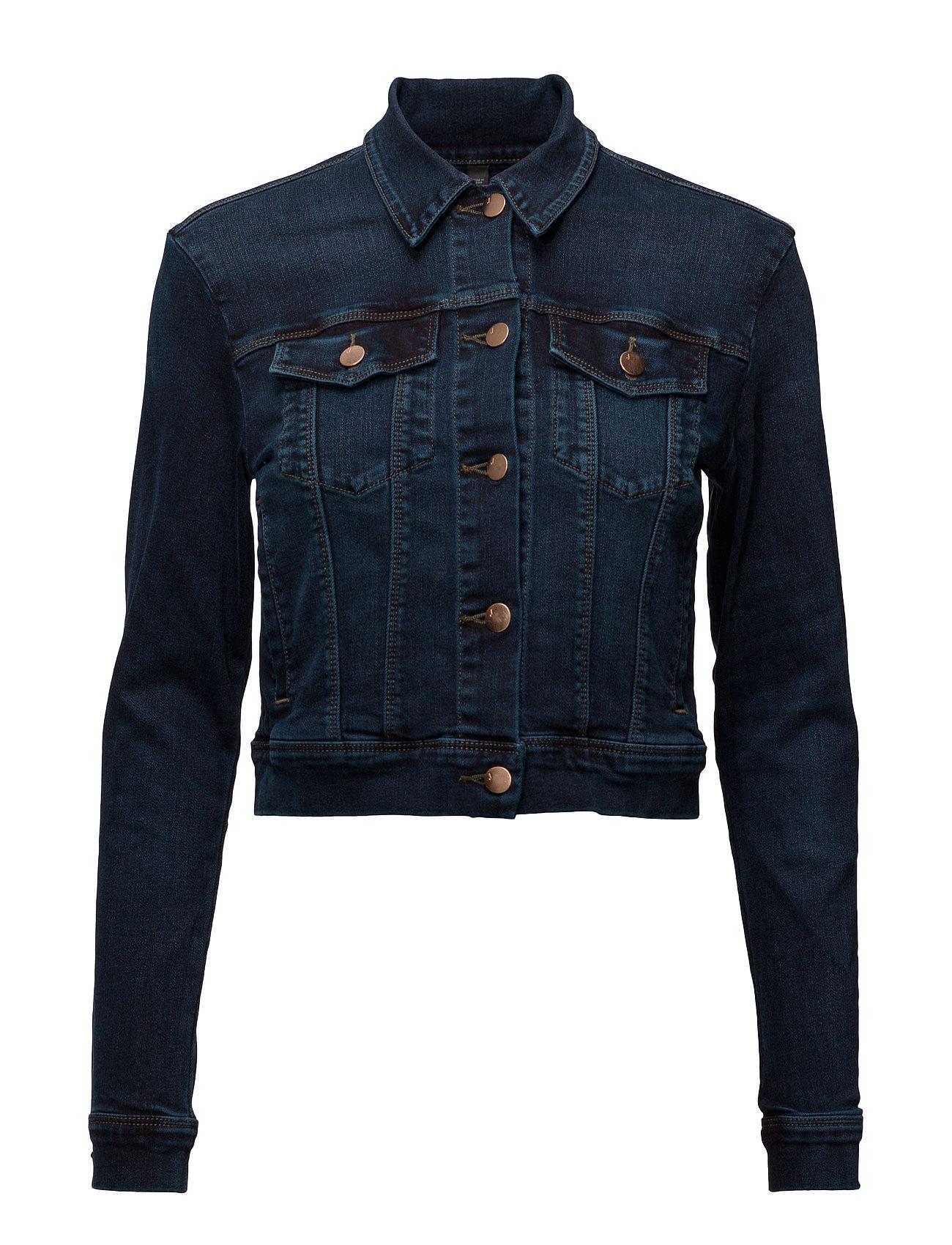 j brand T152 harlow shrunken jacket på boozt.com dk