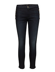 8580O208 ZION Mid Rise Skinny w/Button Pockets - J46008 TRANSFORMAT