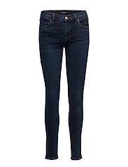 620T152 Mid Rise Super Skinny - J41609 - THRONE