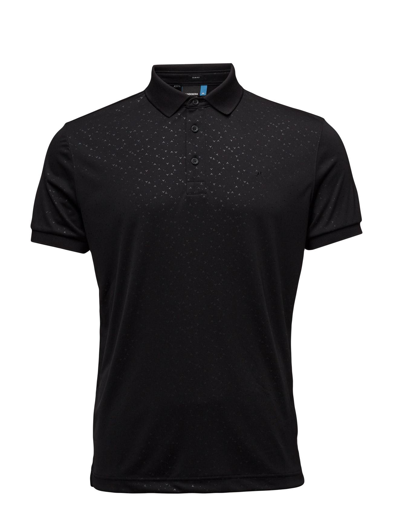 j. lindeberg golf – M david slim tx jersey på boozt.com dk