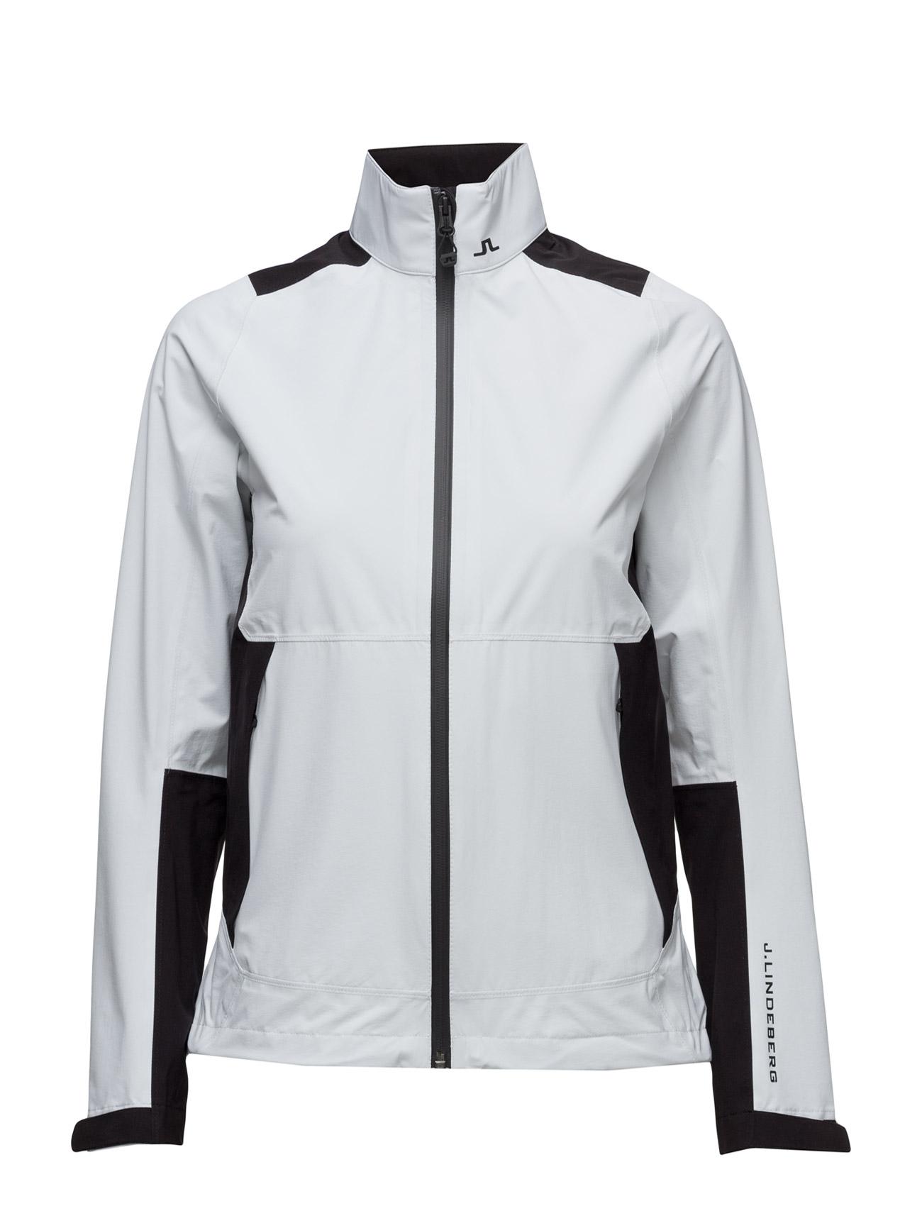 W Drive Jkt 2,5-Ply J. Lindeberg Golf Sportsjakker til Unisex i hvid